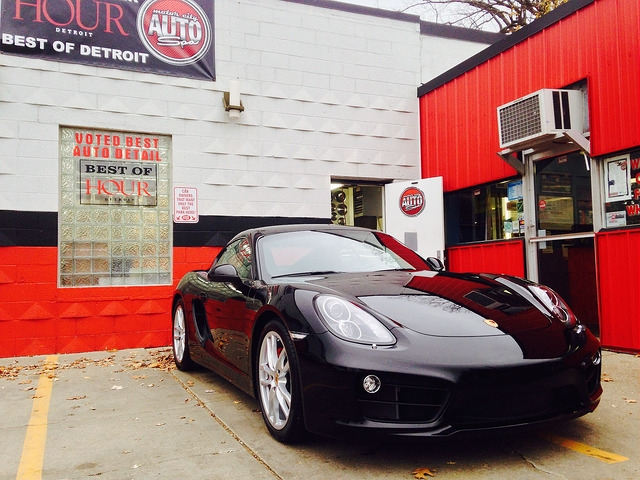 Royal Oak-based Motor City AutoSpa to Open Second Location
